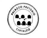 Turistické razítko - Palazzo Pretorio - Certaldo (Itálie)